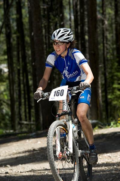 Krystyn Ong - Team Alberta/River Valley Cycle