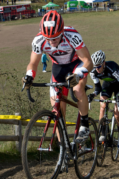 Evan Guthrie - Rocky Mountain Bicycles Factory Team