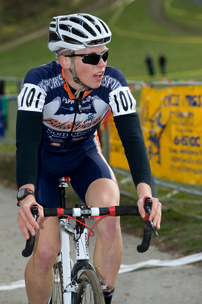 Jared Stafford - BikeSports Racing Team finished second