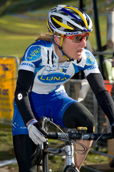 Catharine Pendrel - Luna Pro Team finished third