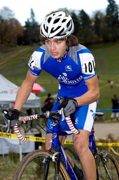 Tommy Beaulieu - Juventus Cycling Club: Team Alberta