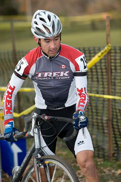 Timothy Carleton - Trek Store Race Team