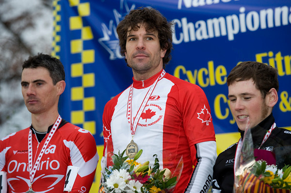 Mike Garrigan /  Chris Sheppard - Rocky Mountain Bicycles P/B Shimano /  Aaron Schooler - Team H&R Block