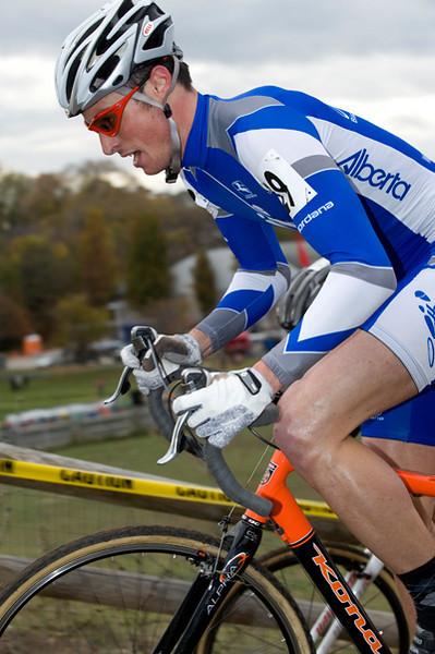 Shawn Bunnin - Team Alberta/bicisport