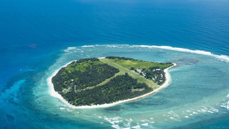 Lady Elliot Island, Queensland.
