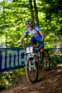 Catharine Pendrel - Luna Pro Team