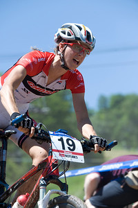 Katrin Leumann -  Ghost Factory Racing Team