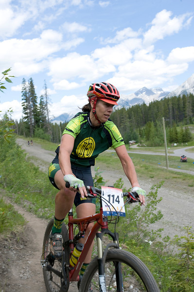 Kate Aardal - Hardcore Cycling Club