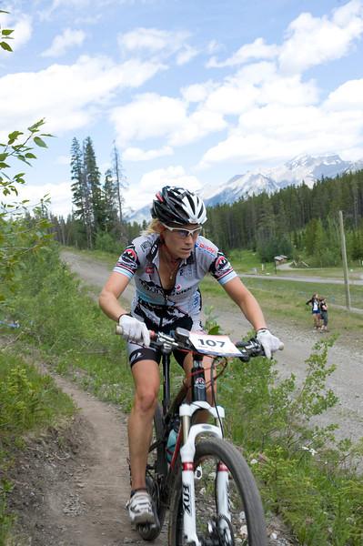 Brandi Heisterman - Team Whistler/Rocky Mountain