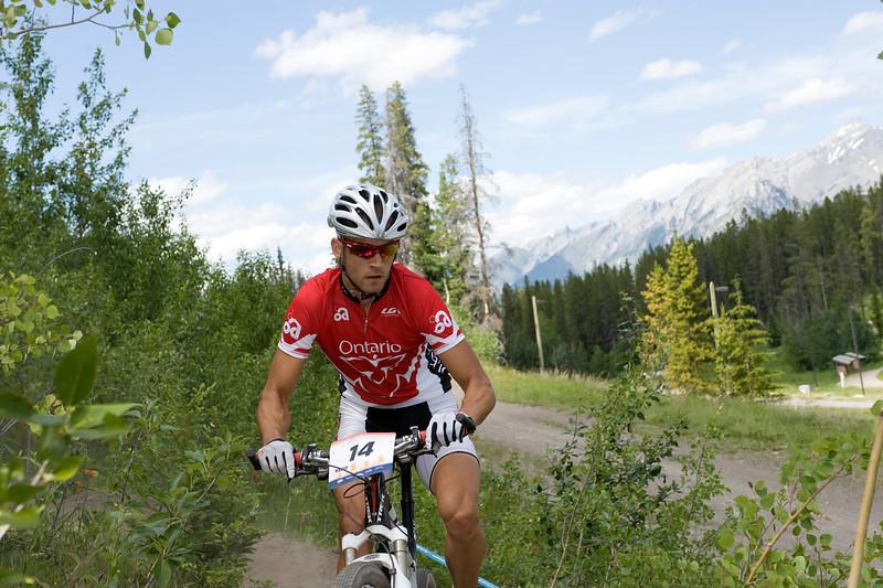 Adam Morka - Team Ontario/Trek Canada