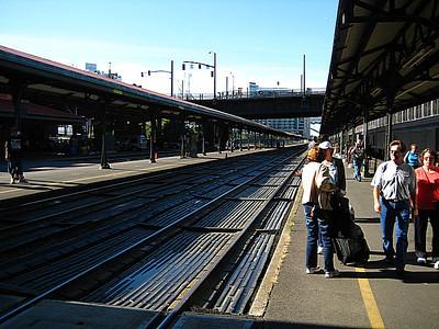 Portland Amtrak.