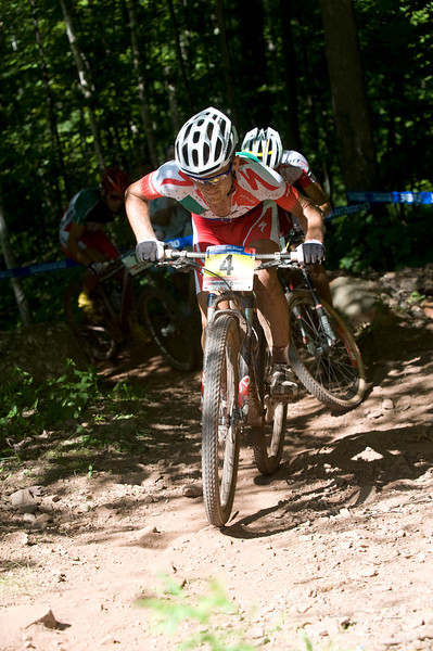 Burry Stander - Specialized Racing