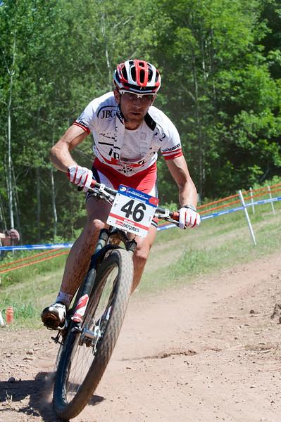 Marek Galinski (Pol) JBG - 2 Professional MTB Team