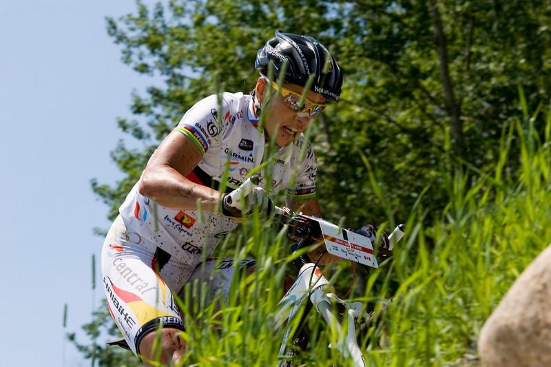 Sabine Spitz - Central Haibike Pro Team