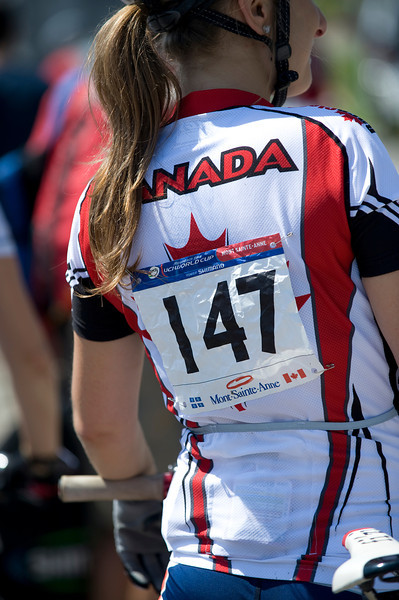 Stephanie Lacoursiere - Canada Team