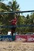 Campeonato Nacional de Voleibol de Playa at Playa de Jaco, Jaco Costa Rica.