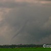 Final tornado in rural Beckham County, OK.