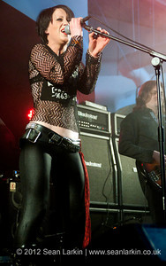 Ajenda at Hard Rock Hell VI