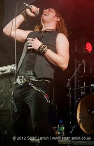 Black Wolf at Hard Rock Hell VI