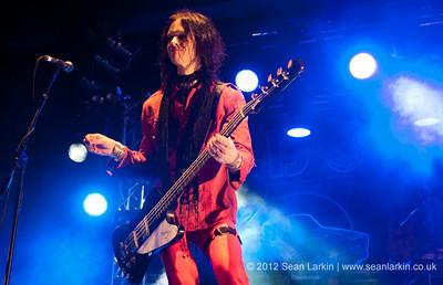 Bonafide at Hard Rock Hell VI