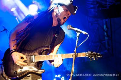 Breed 77 at Hard Rock Hell VI