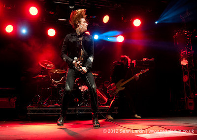 Buckcherry at HRHVI