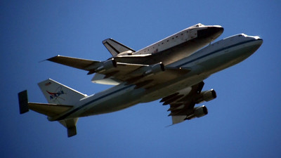 "Space Shuttle ""Endeavour"".  Sept. 21, 2012."
