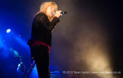 Estrella at Hard Rock Hell VI