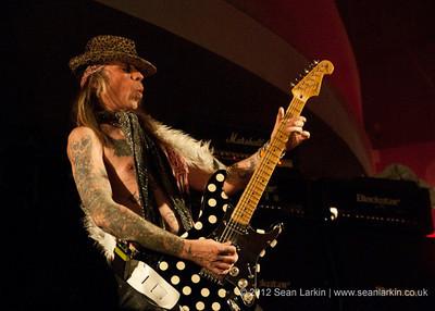 Gypsy Pistoleros at Hard Rock Hell VI