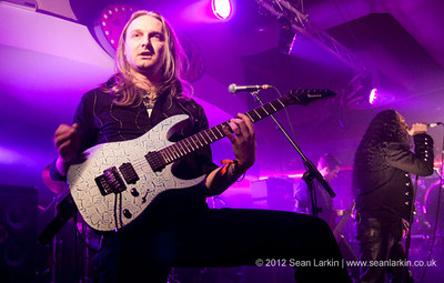I AM I at Hard Rock Hell VI
