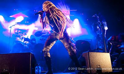 Kobra and The Lotus at Hard Rock Hell VI