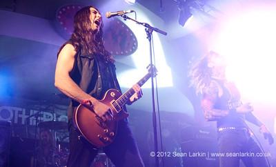 Motherload at Hard Rock Hell VI