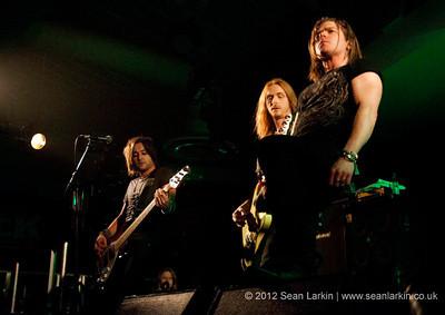 Night By Night at Hard Rock Hell VI