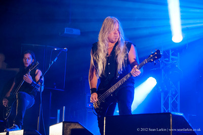 Primal Fear at Hard Rock Hell VI