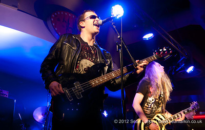 Serpentine at Hard Rock Hell VI