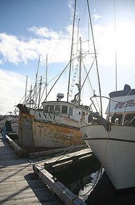 """Anne"", Sitka, Alaska."