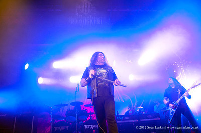 Testament at Hard Rock Hell VI