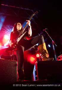 The Amorettes at Hard Rock Hell VI