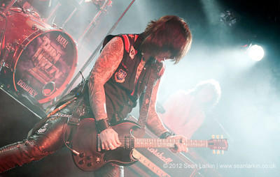 Thin Lizzy at Rock City, Nottingham