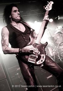 Thin Lizzy at Rock City, Nottingham