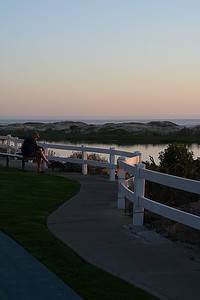 Pismo RV Park, right on the beach!