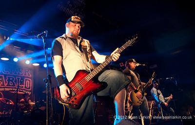 Trucker Diablo at Hard Rock Hell VI
