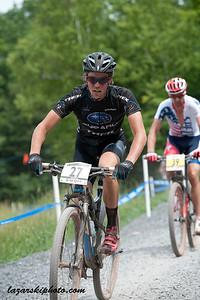 Samuel Schultz(USA) - WildWolf - Trek Pro Racing / Todd Wells(USA) - Specialized Racing