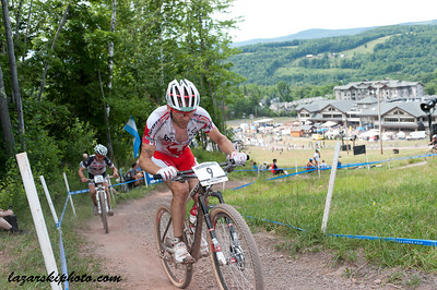 Florian Vogel(SUI) - Scott-SwissPower MTB Racing Team