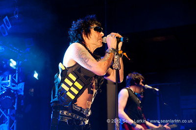 Wildside Riot at Hard Rock Hell VI