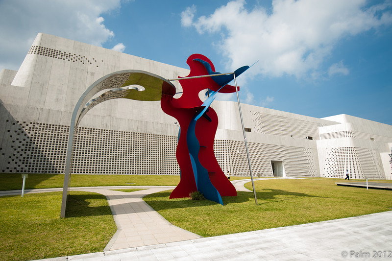 Okinawa Prefectual Museum, Naha Okinawa.