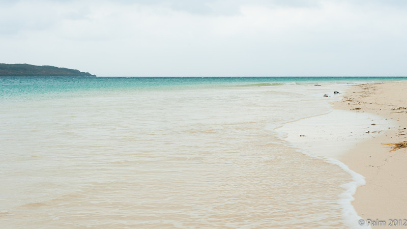 Yonaha Maehama beach, Miyakojima.