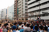 The worlds largest tug of war. Naha Okinawa.