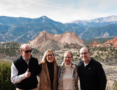 Knollas, Colorado Springs, Colorado.