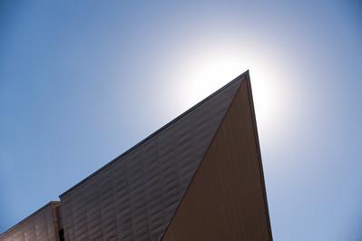 Denver Art Museum, Denver, Colorado.
